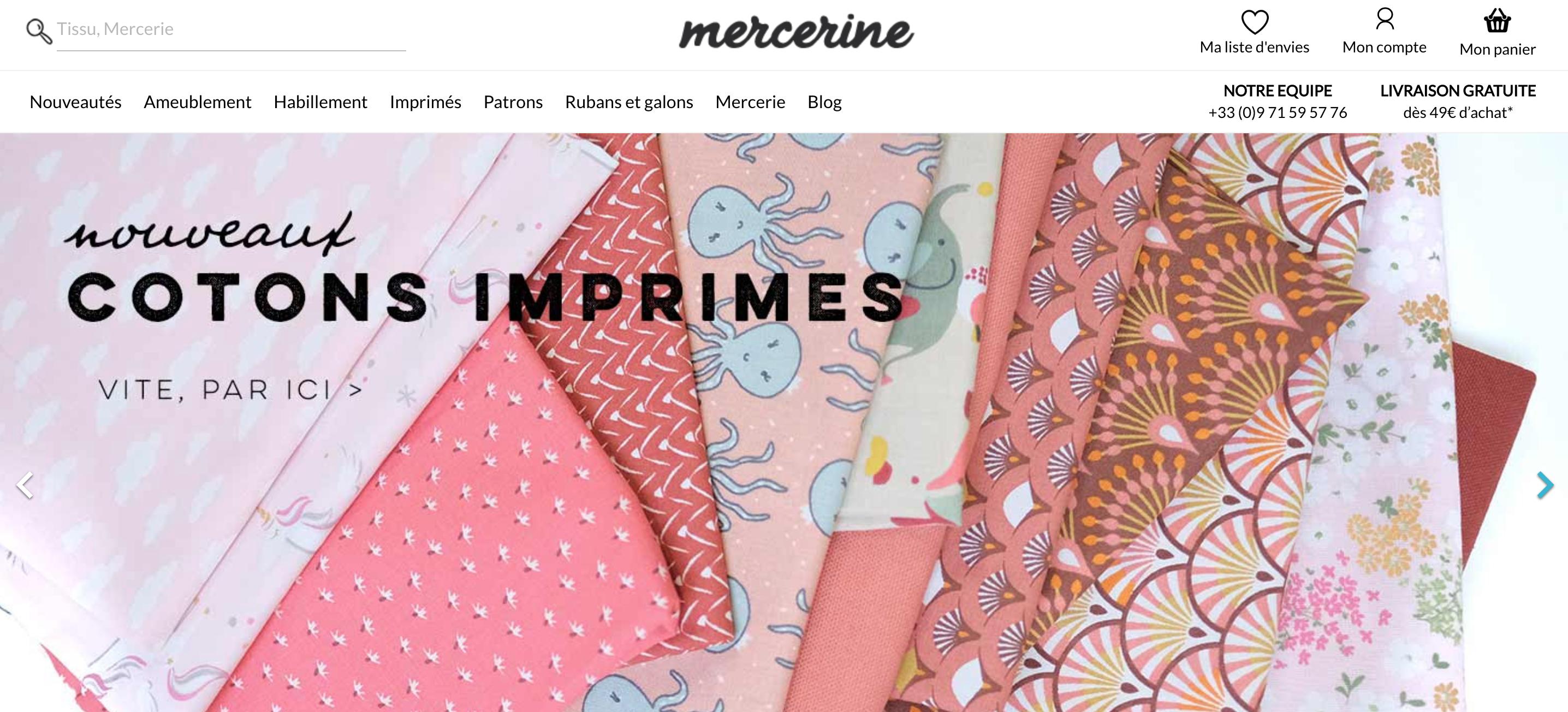 4 - Mercerine